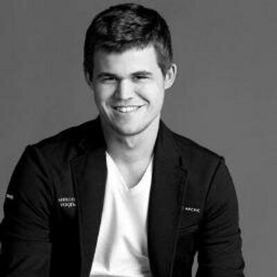 M_Carlsen World Champion Magnus Carlsen ...